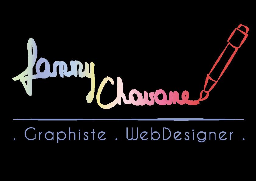Fanny Chavane, graphiste, webdesigner, illustratrice
